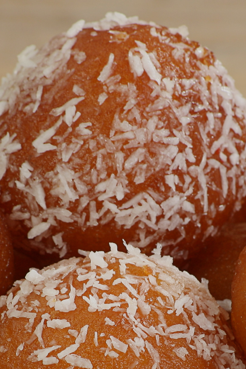 Taste Of India Gulab Jamun